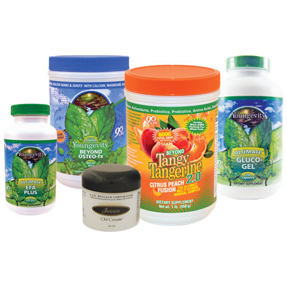 image of Healthy Bone & Joint Pack from Youngevity